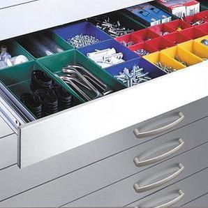CP Serie 7100 Schubladeneinsatz grau