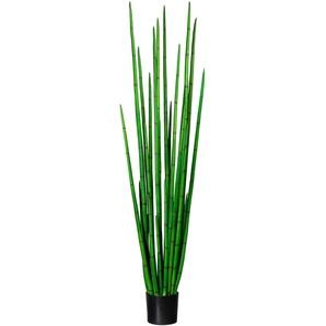 Creativ green Künstliche Zimmerpflanze Sanseveria cylindrica H: 185 cm grün Zimmerpflanzen Kunstpflanzen Wohnaccessoires