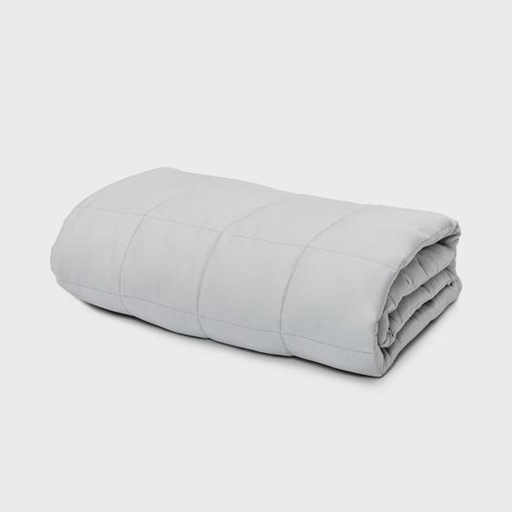 Cura Gewichtsdecke 7KG , Grau , Textil , 150 cm