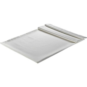 TISCHDECKE Textil Weiß 130/250 cmCurt Bauer: TISCHDECKE Textil Weiß 130/250 cm