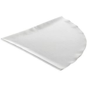 Curt Bauer: Tischdecke, Weiß