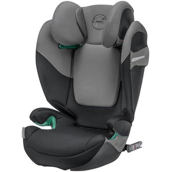 Cybex Kinderautositz Solution S i-Fix , Weiß , Kunststoff , 40.5x50x61 cm