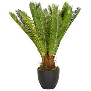 CYCAS | Kunstpflanze - Grün