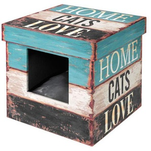 D&D Katzenhöhle Cat- Box LOVE