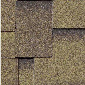 Dachschindeln Asymmetrisch
