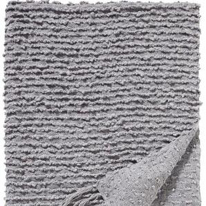 Damai Plaid »Luxor«, 130x170 cm, grau