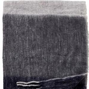 Damai Plaid »Wellington«, 130x170 cm, hautfreundlich, grau