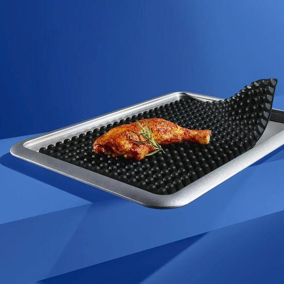 Dauerbackmatte - Schwarz -