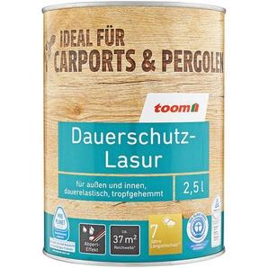 Dauerschutz-Lasur palisanderfarben 2500 ml