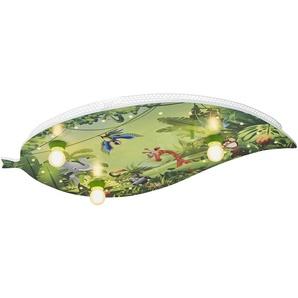 Deckenleuchte ´Wildnis´ - grün - 50 cm | Möbel Kraft