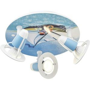 Deckenstrahler Segelfuchs | blau | Möbel Kraft