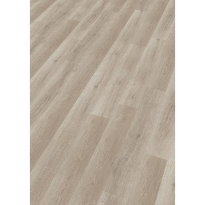 Vinyl-Fußboden mit Kork Decolife White washed Oak 1220 x 185 x 10,5 mm