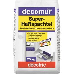 Decomur Super-Haftspachtel 25 kg