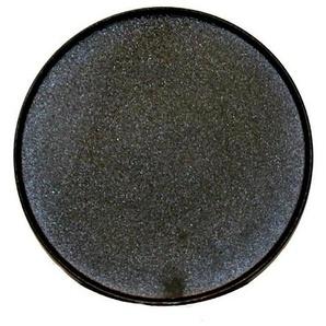 Dekoteller ,Schwarz ,Keramik
