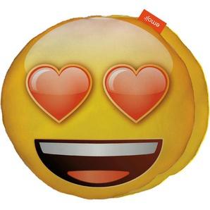 Dekokissen, Love Eyes, Emoji