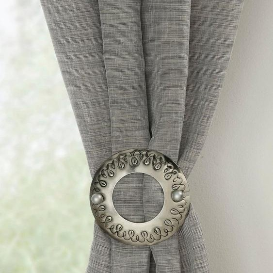 Dekoklammer »Dekospange Ring«, GARDINIA, (1-St)