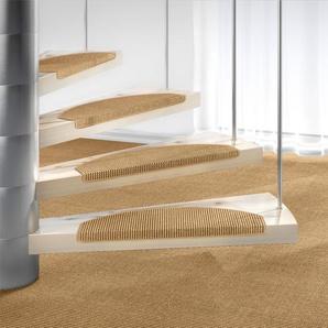 Dekowe Stufenmatte »Mara S2«, 1x 25x65 cm, 5 mm Gesamthöhe, beige