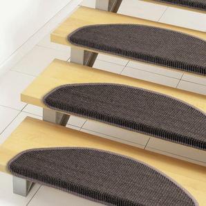 Dekowe Stufenmatte »Mara S2«, 1x 25x65 cm, 5 mm Gesamthöhe, braun
