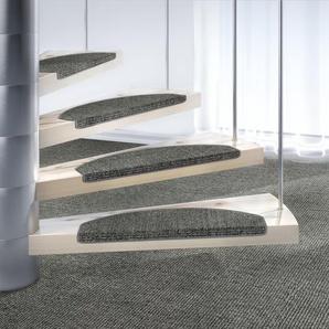 Dekowe Stufenmatte »Mara S2«, 1x 25x65 cm, 5 mm Gesamthöhe, grau