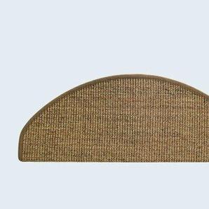 Dekowe Stufenmatte, ca. 4/66/24 cm, braun