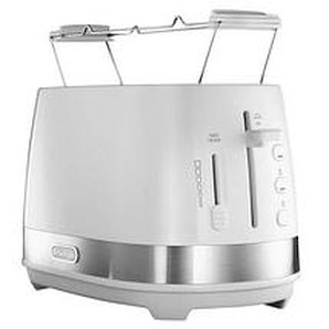 DeLonghi Active Line CTLA 2103.W Toaster weiß