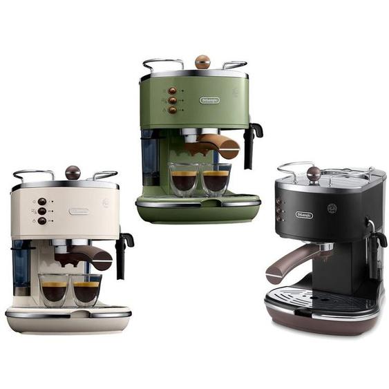 Delonghi Espressomaschine »ECOV311«, mit Milchaufschäumdüse und Kaffeetamper, für 2 Tassen