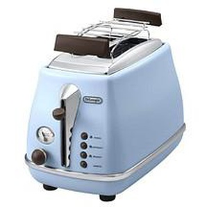 DeLonghi Icona Vintage Toaster blau