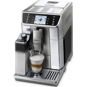 Kaffeevollautomat Prima Donna ECAM 656.55.MS silber, DeLonghi