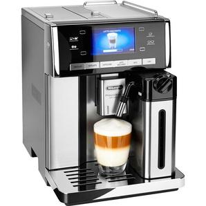 Kaffeevollautomat PrimaDonna Exclusive ESAM 6900.M silber, DeLonghi