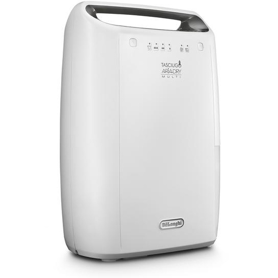 DeLonghi Luftentfeuchter DEX210 weiß-grau, Frostschutzfunktion