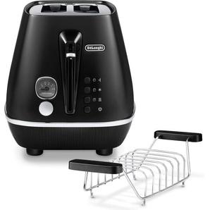 DeLonghi Toaster Distinta Moments CTIN2103.BK