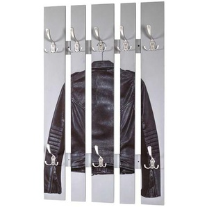 Design Garderobenpaneel mit Motiv Weiß