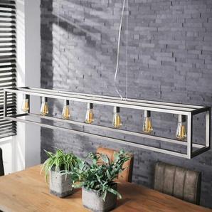 Design H�ngelampe aus Metall Loft Style