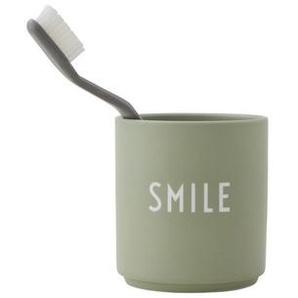 DESIGN LETTERS - Favourite Becher - Smile - - indoor