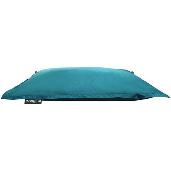 Design-Riesensitzkissen blaugrün BIG MILIBAG