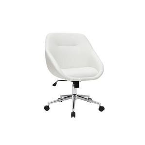 Design-Schreibtischstuhl Weiß COLIN   1 Stéphane Plaza