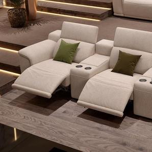 Designer Relaxsofa MONTEFINO Designcouch 3-Sitzer