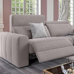 Designer Sofa Capri in Stoff Relaxsofa