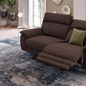 Designer Stoffsofa ALIANO 3-Sitzer Couch
