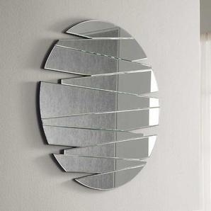 Designspiegel 80 cm breit Facettenschliff