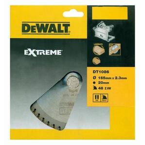 DeWalt Extreme Tauchkreissägeblatt DT1086
