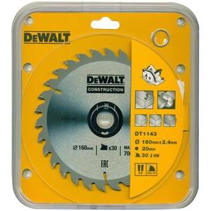 DeWalt Handkreissägeblatt DT1143