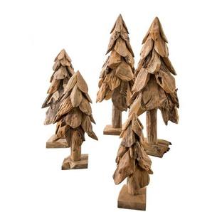 die Faktorei Deko-Baum Tanne 80 cm