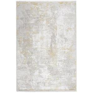WEBTEPPICH 200/290 cm Goldfarben