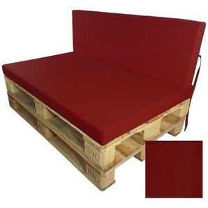 SunDeluxe Sitzkissen »Palettenkissen Comfort 8 cm«