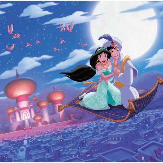 Disney Fototapete Vlies Flug mit dem Teppich
