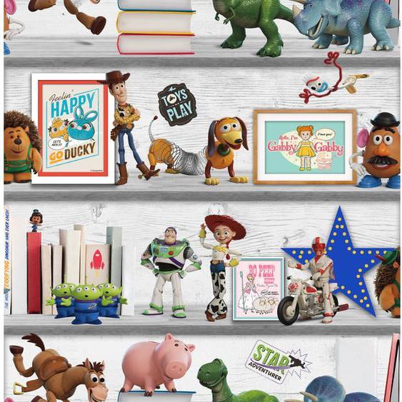 Disney  Papiertapete  Toy Story Play Date Bunt