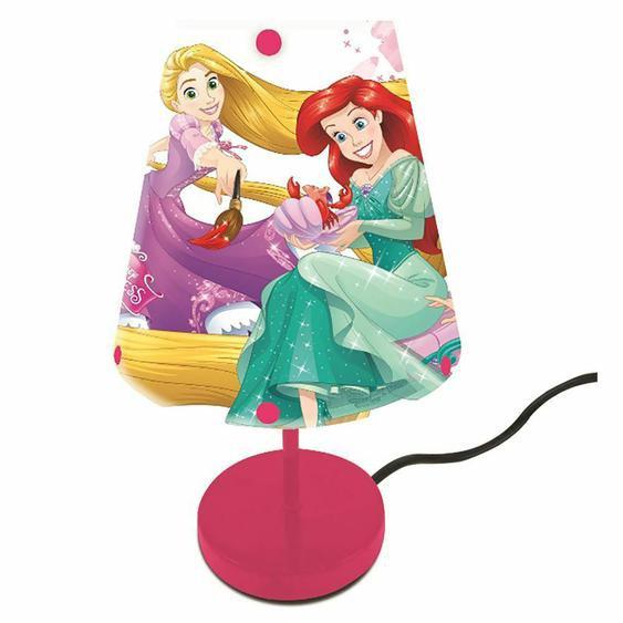 Disney Princess Bettseitig Kinder Schlafzimmer Lampe Mit Lampenschirm
