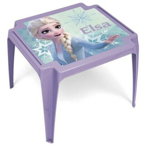 Disney Tisch Gefrorene 2 Plastik-mädchen Lila