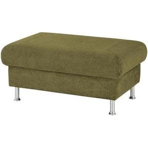 Diva Einzelhocker - grün - 65 cm - 95 cm   Möbel Kraft